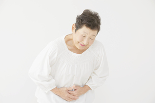 日本人シニア女性の写真素材 [FYI04758899]