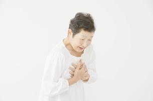 日本人シニア女性の写真素材 [FYI04758903]
