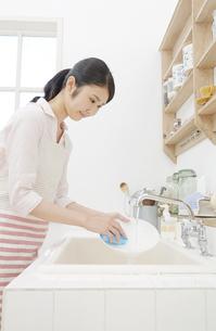日本人女性の写真素材 [FYI04759035]