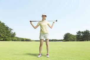 ゴルフの写真素材 [FYI04759053]
