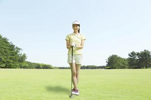 ゴルフの写真素材 [FYI04759055]