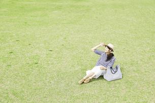 日本人女性の写真素材 [FYI04759311]