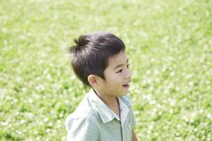 男の子の写真素材 [FYI04759348]