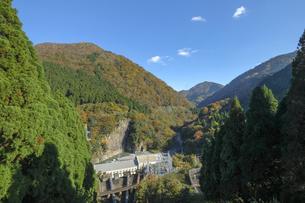 仏原ダムの写真素材 [FYI04759549]