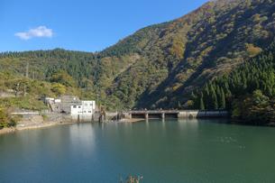 仏原ダムの写真素材 [FYI04759562]