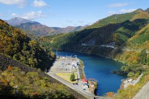 九頭竜ダムの写真素材 [FYI04759584]