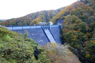 笹生川ダムの写真素材 [FYI04759607]