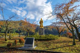 麻那姫像の写真素材 [FYI04759608]