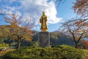 麻那姫像の写真素材 [FYI04759609]