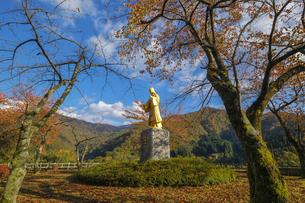 麻那姫像の写真素材 [FYI04759610]