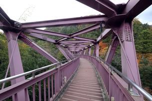 あやとり橋の写真素材 [FYI04759644]