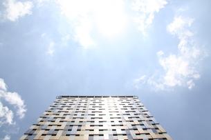 サンパウロのビルと青空の写真素材 [FYI04759966]