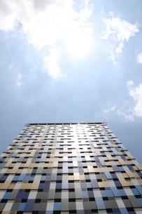 サンパウロの高層ビルと青空 ブラジルの写真素材 [FYI04759967]