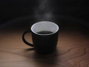 一杯のコーヒーの写真素材 [FYI04759980]
