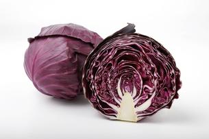 紫キャベツの写真素材 [FYI04761209]