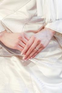 白無垢の花嫁の写真素材 [FYI04761364]