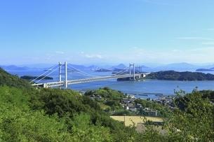 瀬戸大橋の写真素材 [FYI04761966]