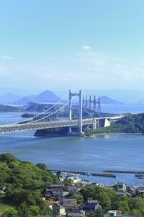 瀬戸大橋の写真素材 [FYI04761968]