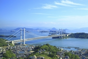 瀬戸大橋の写真素材 [FYI04761973]