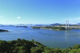 瀬戸大橋の写真素材 [FYI04761997]