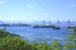 瀬戸大橋の写真素材 [FYI04762002]