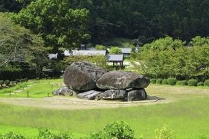 石舞台古墳の写真素材 [FYI04762030]