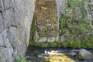 熊本県美里町の二俣橋の写真素材 [FYI04762351]