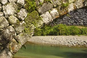 熊本県美里町の二俣橋の写真素材 [FYI04762353]