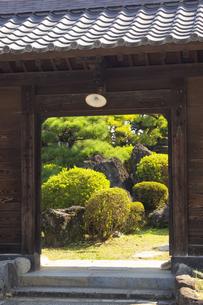 熊本県山鹿市の薬師堂の写真素材 [FYI04762376]