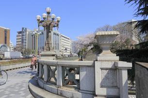 四谷見附橋の写真素材 [FYI04762425]