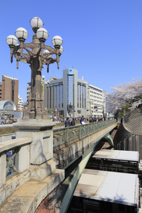 四谷見附橋の写真素材 [FYI04762427]