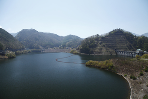 みずがき湖の写真素材 [FYI04762631]