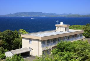 黒島修道院の写真素材 [FYI04762825]