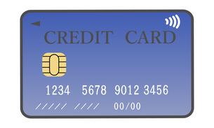 クレジットカードのイラストのイラスト素材 [FYI04763650]