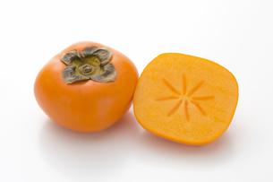おけさ柿の写真素材 [FYI04764798]