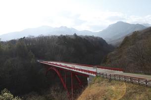 東沢大橋の写真素材 [FYI04764884]