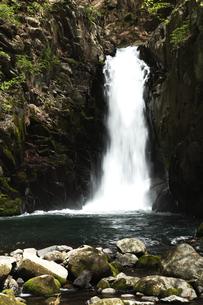 大滝 二ノ滝の写真素材 [FYI04764895]
