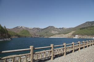 上日川ダムの写真素材 [FYI04764904]