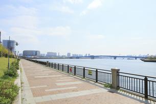 春海橋公園の写真素材 [FYI04765006]