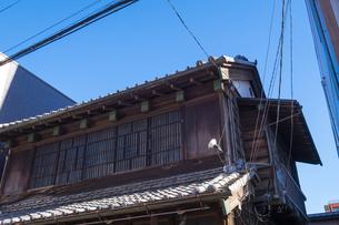 【埼玉県】川越の古民家【2020】の写真素材 [FYI04765487]