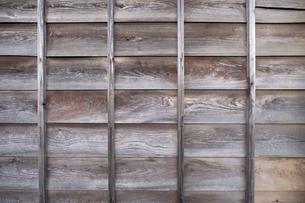 【テクスチャ】板壁の写真素材 [FYI04765495]