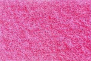 ピンクのソフトクリーナーの表面の写真素材 [FYI04766272]