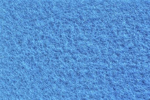 青いソフトクリーナーの表面の写真素材 [FYI04766275]