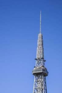 名古屋テレビ塔尖塔部の写真素材 [FYI04766719]