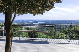 横山展望台から見る英虞湾風景の写真素材 [FYI04766973]