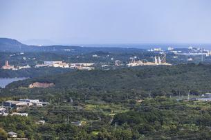 横山展望台より志摩スペイン村を望むの写真素材 [FYI04766976]