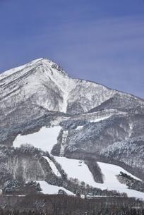 磐梯山 猪苗代スキー場の写真素材 [FYI04767449]