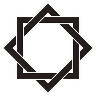家紋 角のイラスト素材 [FYI04767558]