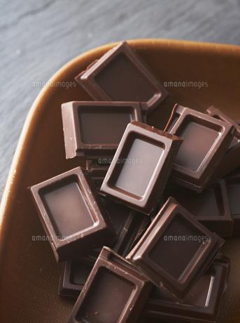 チョコレートの写真素材 [FYI04768251]
