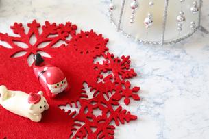 クリスマス飾りの写真素材 [FYI04768521]